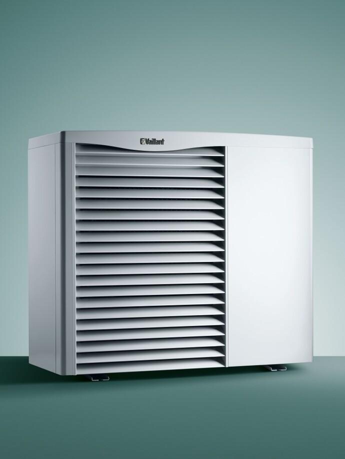Monoblok inverterska toplotna pumpa vazduh/voda