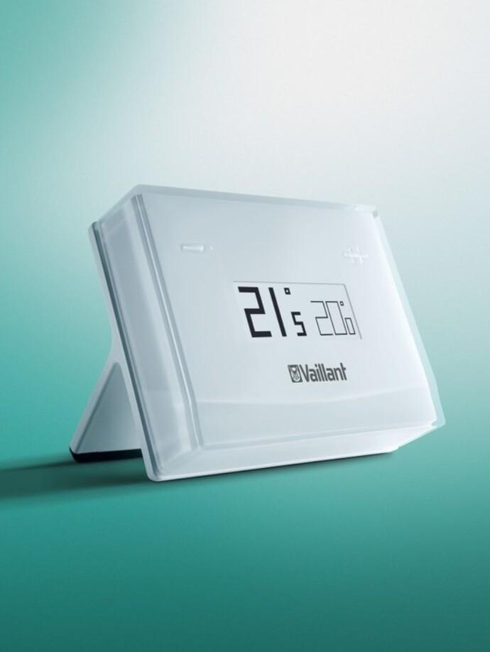 Daljinsko upravljanje grejanjem i toplom vodom putem WiFi mreže - Vaillant eRELAX