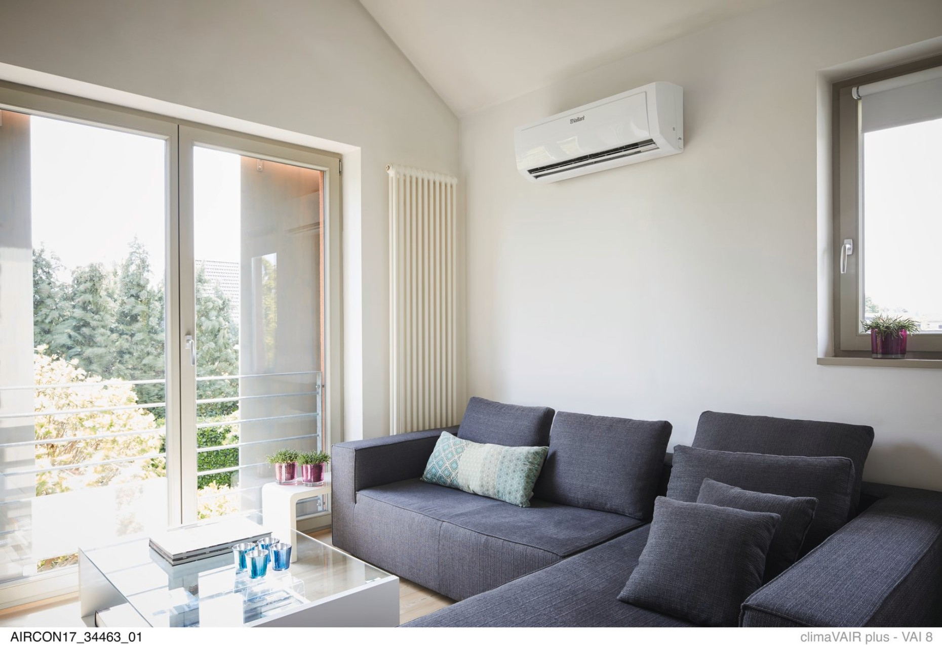 Inverter Klima Uređaj Climavair Vai 8 Vaillant