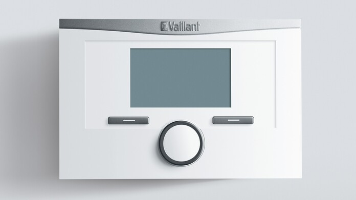 termostat na zidu